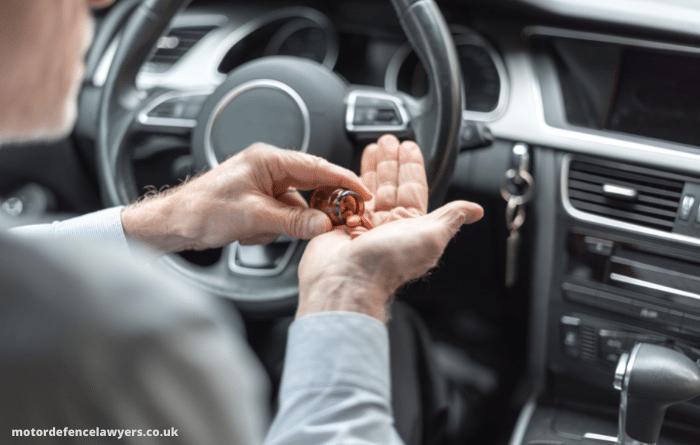 man drug driving
