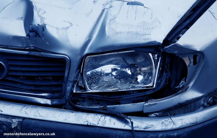Drink driving crash