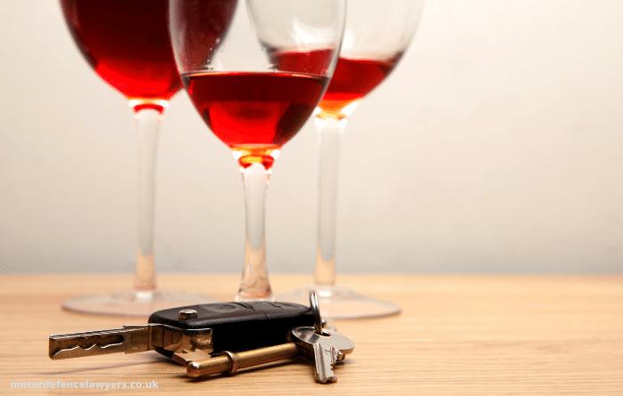 drink driving ban