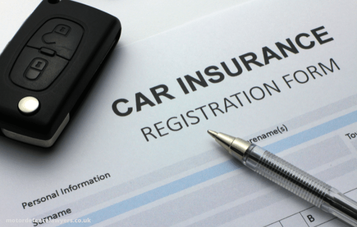 car insurance forms
